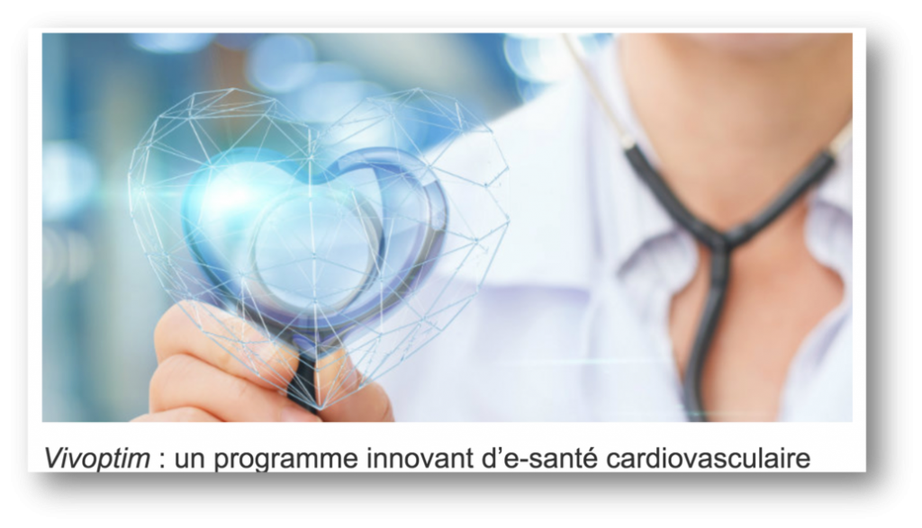 Présentation du programme Vivoptim de la MGEN, pour optimiser la prévention contre les maladies cardiovasculaires